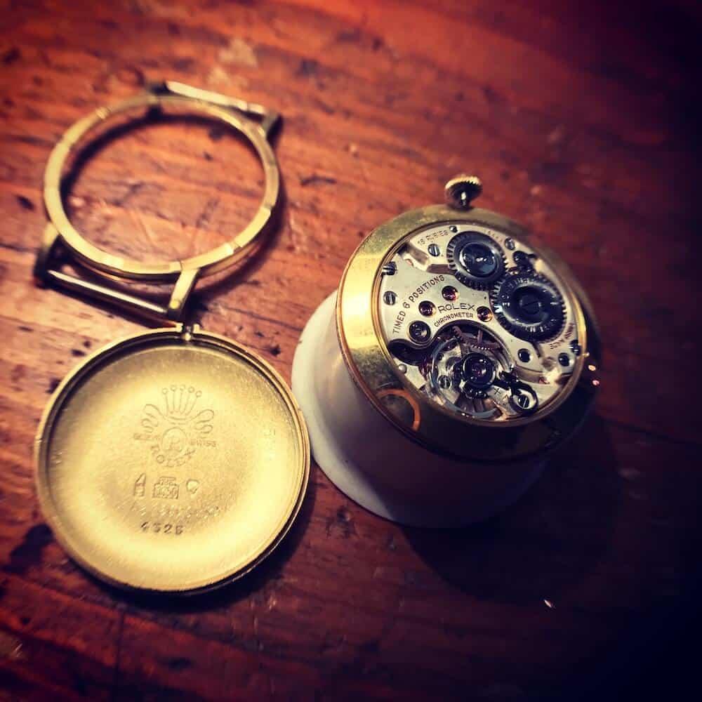 Montre-Rolex-demontage-or