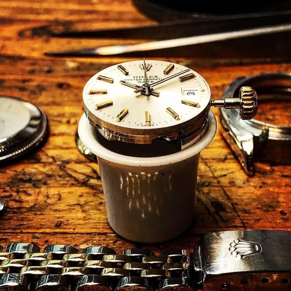 Montre-Rolex-Or-Composants