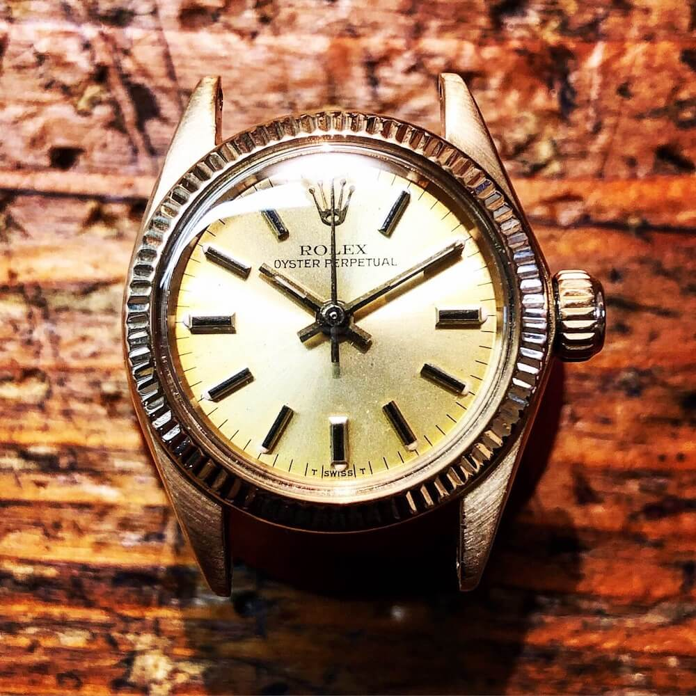 Rolex-montre-or-liege-vente